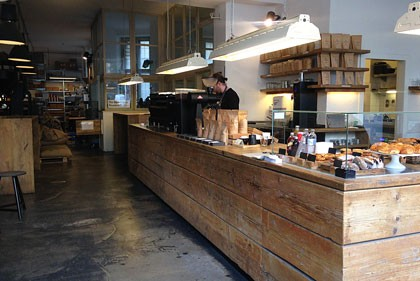 The Barn Coffee Roasters